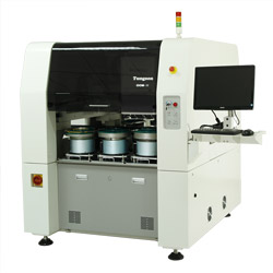 OCM-II Odd-form Component Insertion Machine